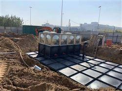 地埋式箱泵一体化消防控制要求