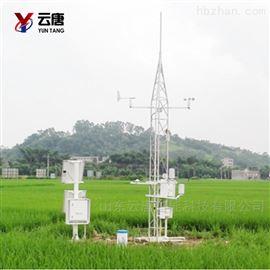 田间气象站全自动气象监测