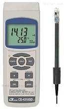 CD-4318SD智慧型电导率计(SD卡记录)