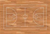 邵阳市室内篮球馆A级枫桦木运动木地板