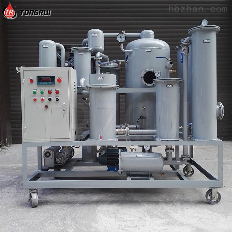除酸多功能抗磨液压油再生真空滤油机