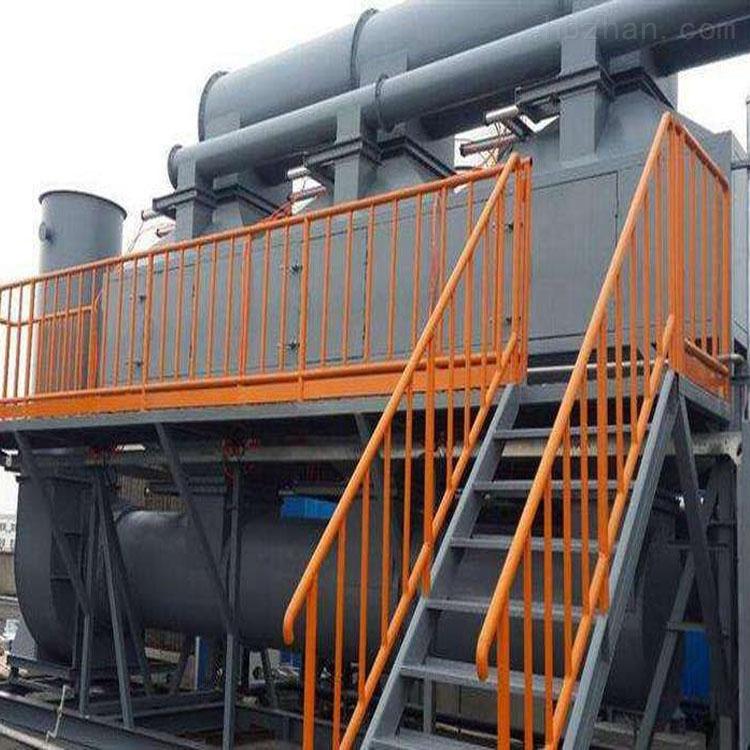 定制厂家直销嵊州 有机废气催化燃烧 环保公司