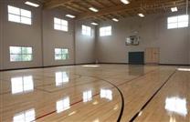 武定县篮球馆地板专用运动木地板销售安装