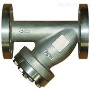 GL41H不锈钢Y型过滤器