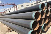 濮阳缠绕式三层聚乙烯防腐钢管供应