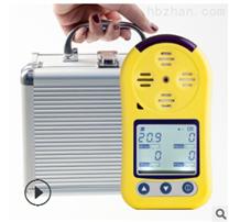 手持便攜式二氧化碳氣體濃度檢測儀