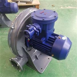 FX-1/0.75kw可燃性气体抽送防爆低噪音中压鼓风机
