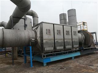 天津饲料厂废气处理设备