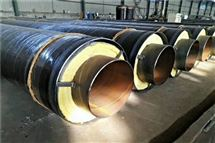 鄂州钢套钢蒸汽复合保温管*