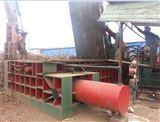 廢鋼鐵壓塊機