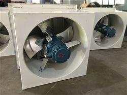 WEX-900防爆边墙轴流风机
