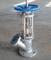 HG5-89柱塞式放料閥