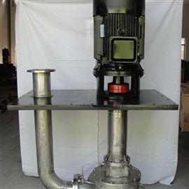 YW系列立式液下排污泵