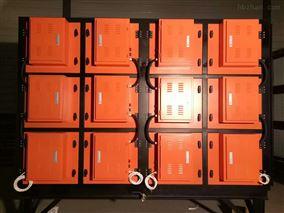 PVC塑胶地板革油烟净化