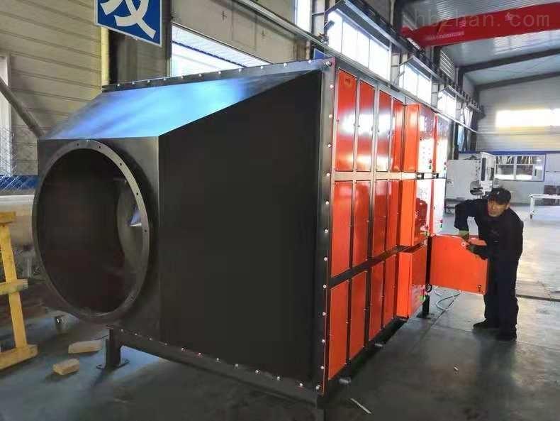 台车炉热处理油烟净化设备