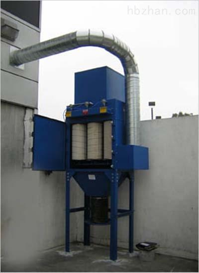 焊烟除尘器厂家 集中式焊烟净化工程安装