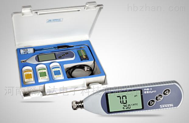 PHB-2便携式pH计/测定仪