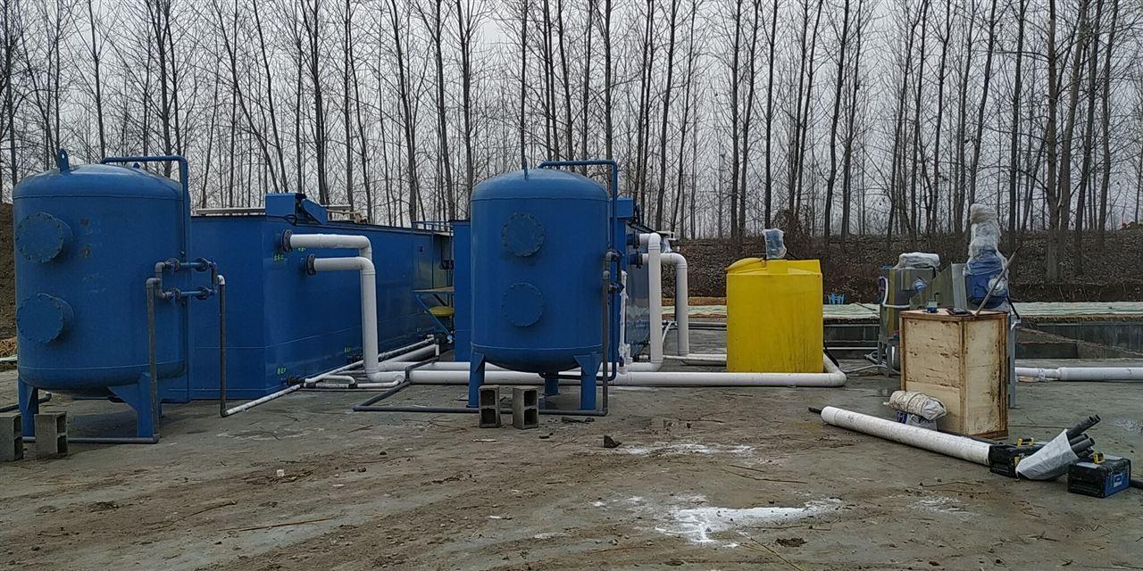 河南安阳屠宰污水处理设备