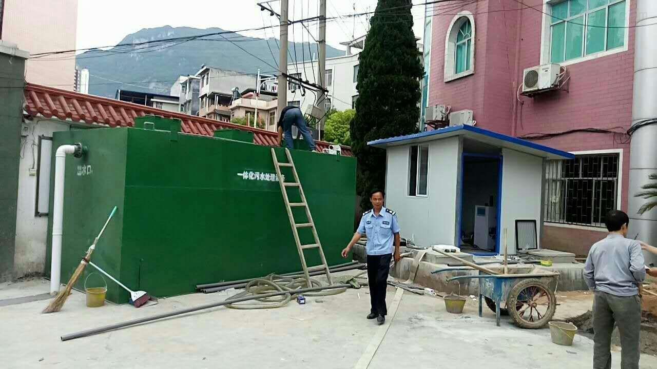 安徽阜阳污水设备工艺