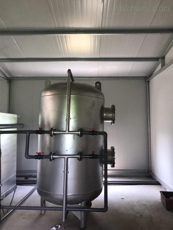 湖北恩施生活污水处理设备