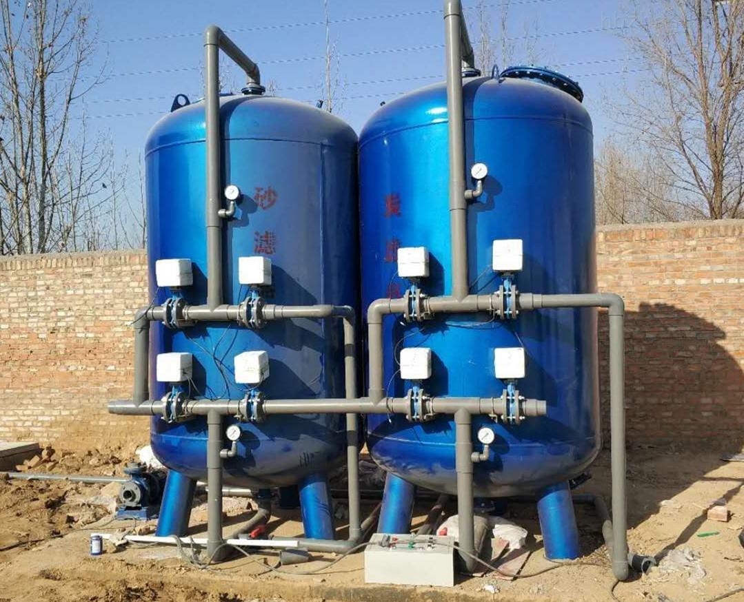 湖南常德集装箱污水处理设备