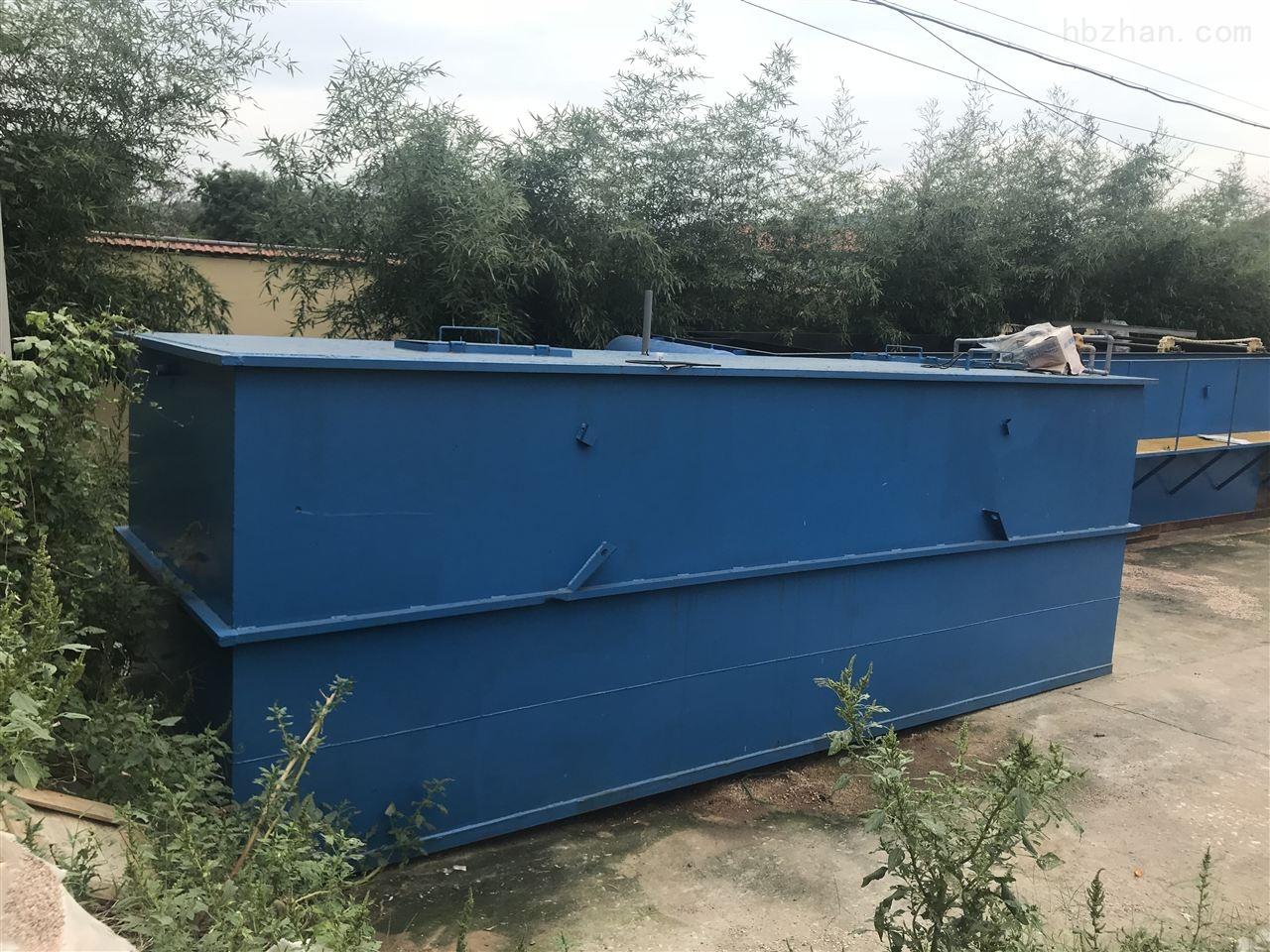 江西景德镇污水设备工艺