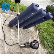 河道造流曝气机 推流式增氧泵