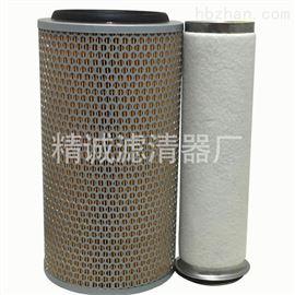 替代C20325/2德国曼空气滤芯应用广精诚