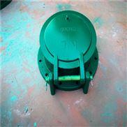 河北旺键矩形玻璃钢拍门供应DN1200