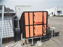 工业废气处理萍乡网带炉油烟净化设备报价单