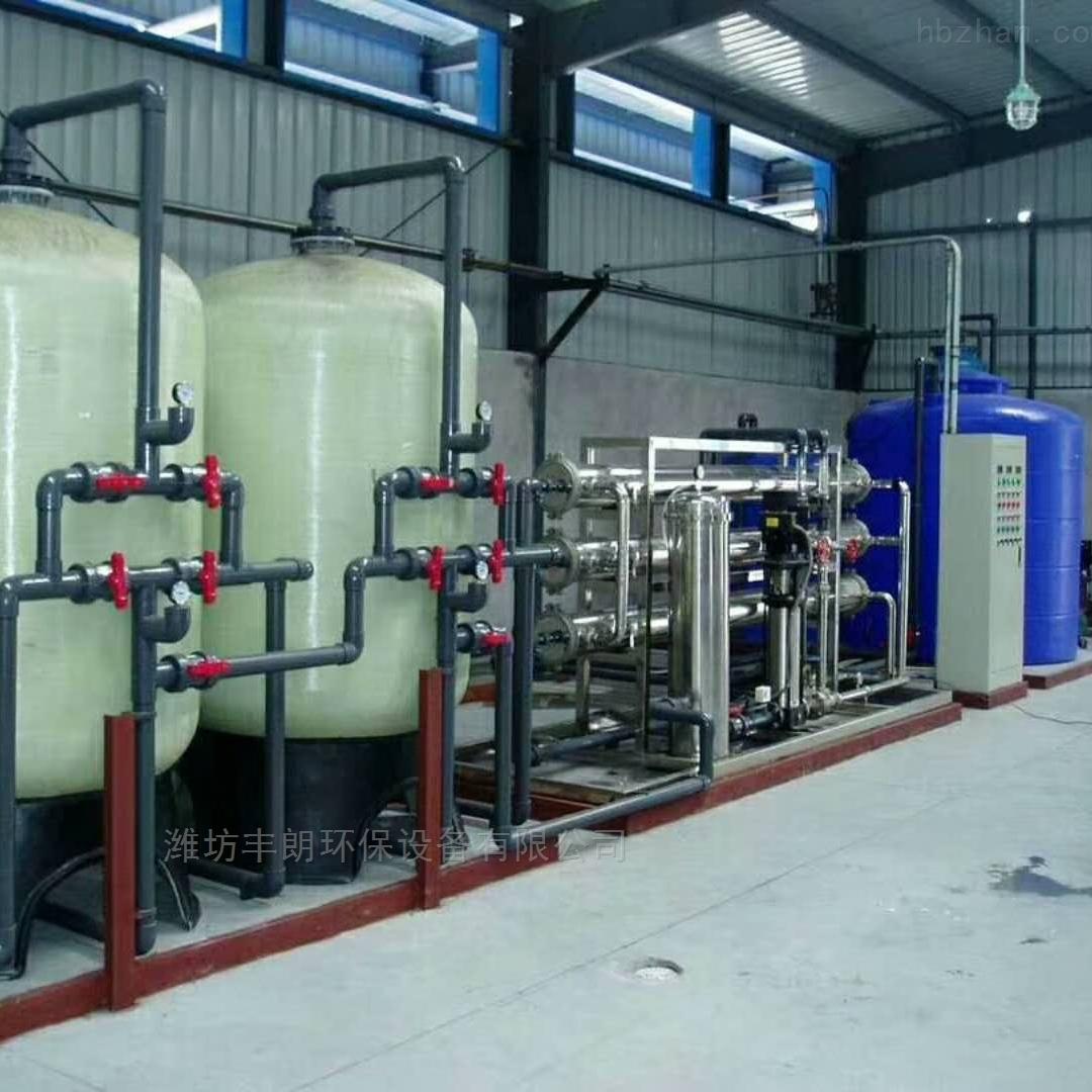 自来水饮用水深层井水除铁锰机械介质过滤器