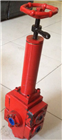 地麵防噴器手動減壓溢流閥JYS-21.25