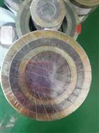 DN50金属缠绕垫片高温密封石墨垫圈法兰密封垫片