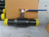 Q61F手柄焊接球阀