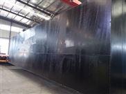 江西宁都地埋式污水处理设备