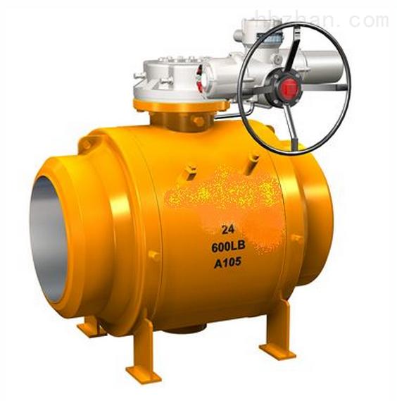 Q967F电动焊接球阀