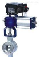 VQ671F气动V型球阀