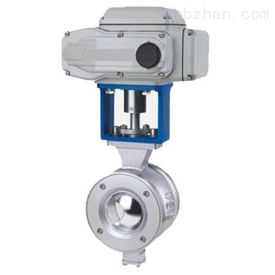 VQ971F电动V型球阀