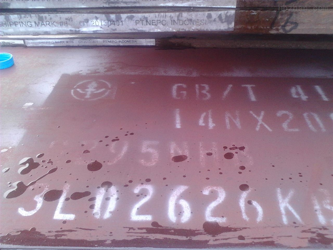 Q295NHD钢板库存