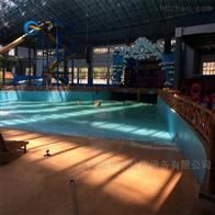 水上乐园 冲浪池 造浪设备