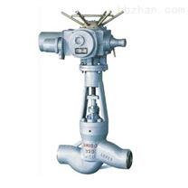 J961H電動焊接截止閥 重慶電動閥門全國供應