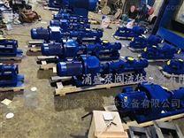 G50-1调速电机单螺杆泵整体不锈钢功率5.5KW
