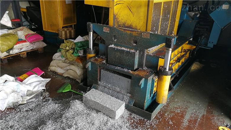 鋁型材打包機