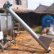 細粉防塵密封型螺旋提升機  水泥螺旋輸送機