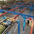 JQ-PQX工件喷漆自动输送生产线