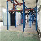 涂装流水输送生产线