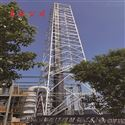 DN2600大型玻璃钢烟囱 耐腐蚀耐温度烟囱