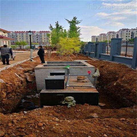 70张床位医院医疗污水处理设备