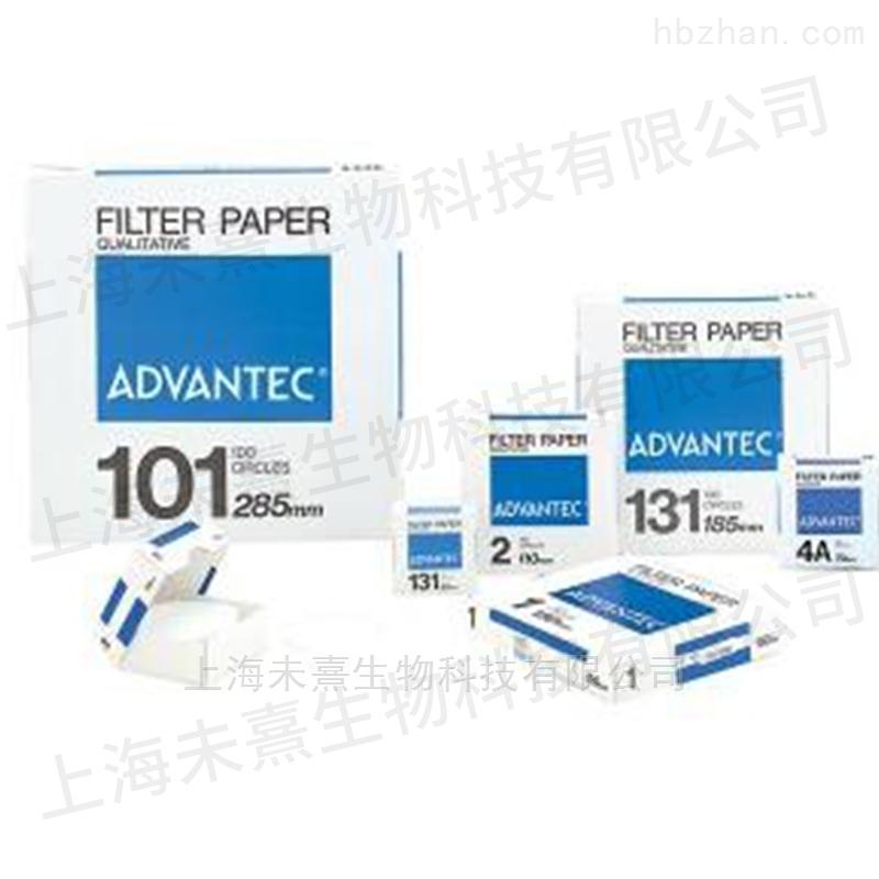 日本东洋ADVANTEC 101号定性滤纸