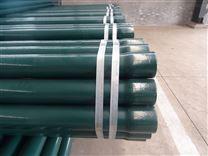 黑龙江省齐齐哈尔市电力用内外涂塑复合钢管行情价格